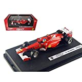 Ferrari F2011 150 Italia #5 Fernando Alonso 2011 1/43 Diecast Car Model by Hotwheels