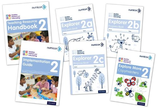 Read Online Numicon: Number, Pattern and Calculating 2 Easy Buy Pack pdf epub