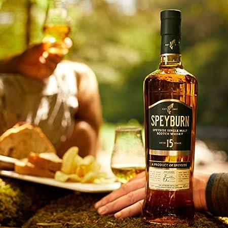 Speyburn Speyburn 15 Years Old Speyside Single Malt Scotch Whisky 46% Vol. 0,7l in Giftbox - 700 ml