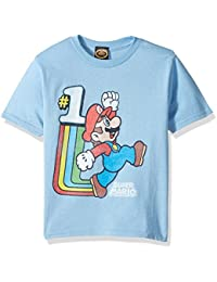 Boys' Old School Cool Graphic T-Shirt