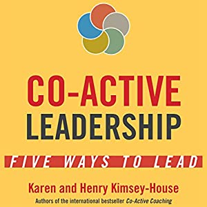 Co-Active Leadership Audiobook
