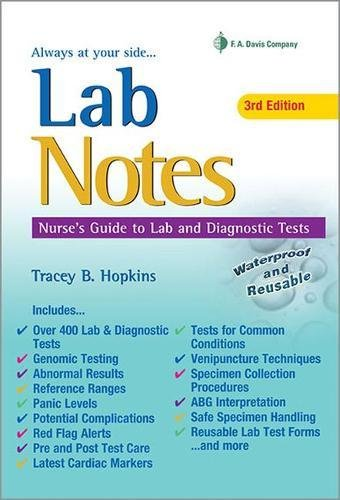 Best lab notes pocket guide for 2019