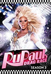 RuPaul\'s Drag Race: Season 3 (4 Discs)