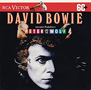 "David Bowie Narrates Prokofiev's ""Peter and the Wolf"""