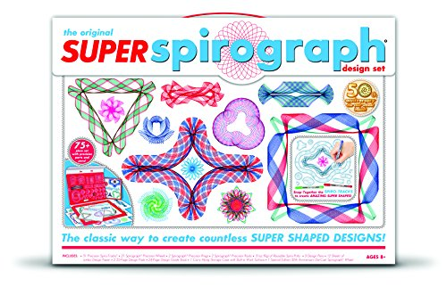 Super Spirograph 75-piece Jumbo Kit