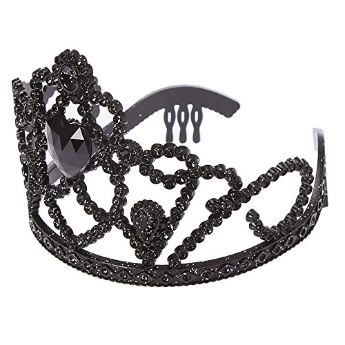 Swan Kids Costumes For Black (Claire's Girl's Halloween Princess Tiara in)