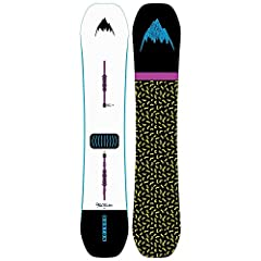 Danny Davis' new take on poppy and pow-friendly ride-anything performance. Bend: CamberShape/Flex: Twin/TwinCore: FSC Certified Super Fly II 700G Core with Dualzone EGD SqueezeboxFiberglass/Base: 45° Carbon Highlights/Sintered WFOThe ChannelF...