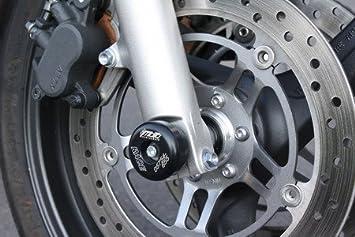 Satz Gsg Moto Sturzpads Vorderrad Passend Für Die Honda Cb 600 Hornet Pc34 Pc36 98 06 Auto