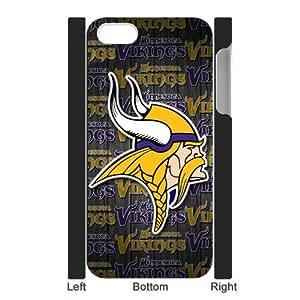 NFL Minnesota Vikings Fever Team Hard Case Compatible Apple iPhone 5