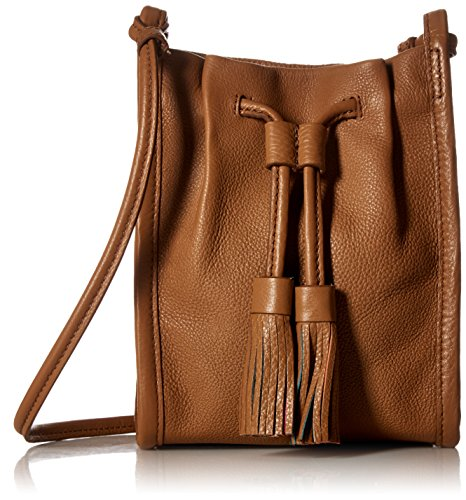 Fossil Claire Phone Bag, Tan by Fossil