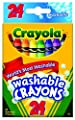 Crayola Washable Crayons 24 Count | Educational Computers