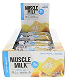 Cytosport Muscle Milk Blue Bar Lemon Bliss 12-1.76oz Bars