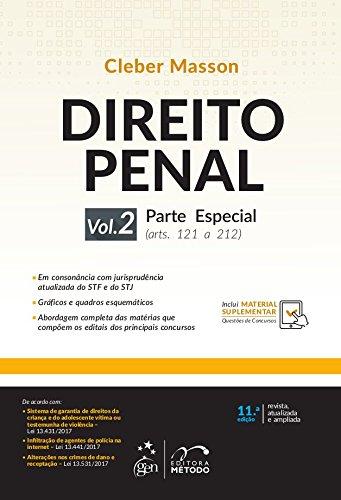 Direito Penal. Parte Especial (arts. 121 a 212) - Volume 2