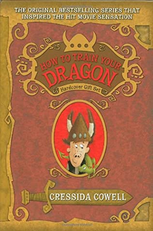 book cover of How to Train Your Dragon Boxed Set