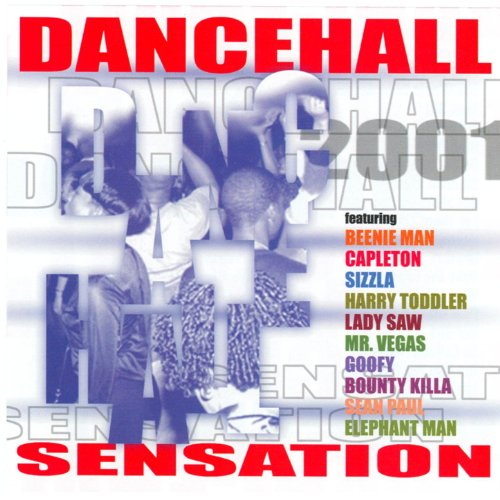 Dancehall Sensation 2001