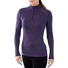SmartWool Women's NTS Mid 250 Pattern Zip T