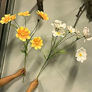 Artificial Decorative Flowers Simulation dog tail grass simulation weed plastic flower reed spike dry flower fake flower simulation foxtail Flower Products include:Decorative Artificial Flowers 1