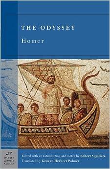 Odyssey, The (Barnes & Noble Classics)