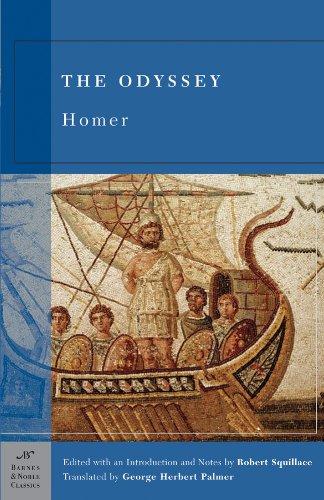The Odyssey (Barnes & Noble Classics)