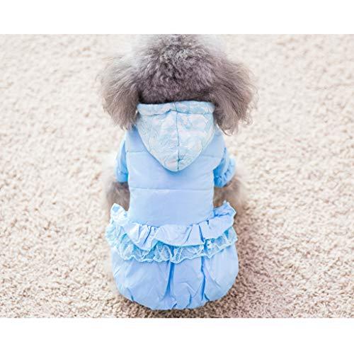 Bomei Clothes Grueso Abrigo Mascotas Ablj De For E Xiong Mujeres Ropa Perro Pets Desgaste Perros Otoño Abajo Pequeño Invierno Para m Cachorro Teddy pwwZqOPdrx