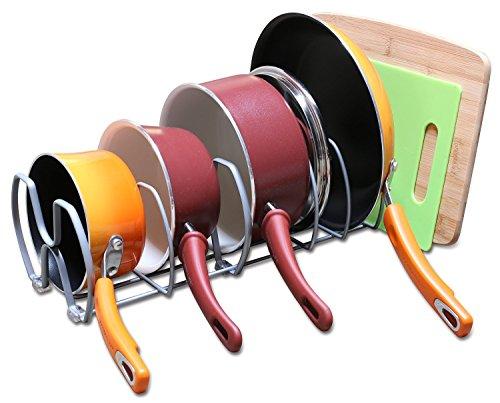 DecoBros Kitchen Cabinet Organizer Compartments