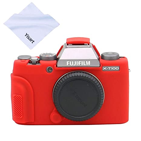 Amazon.com: Yisau Fuji X-T100 - Carcasa para cámara digital ...
