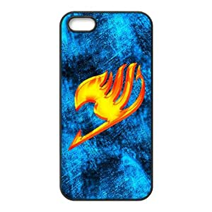 Fairy Tail For iPhone 5, 5S Csae protection phone Case FX251907