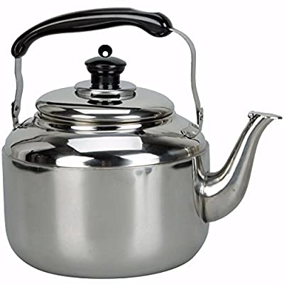 New Tea Kettle Premium Stainless Steel Teapot With Tea Filter,Strainer Infuser