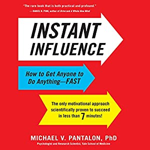 Instant Influence Audiobook