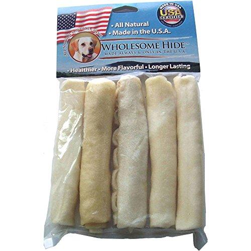 Best Rawhide Rolls Dog Treats