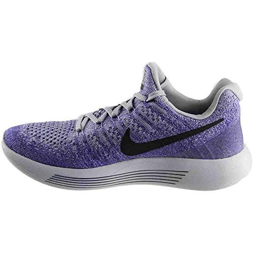 De Nike purple wolf Grey Racer Homme Entrainement violett Flyknit Running Grau Earth Chaussures rqqwPtg
