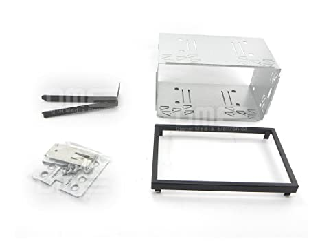 Kit de montaje jaula trineo Tabla carro 2DIN Marco 100 mm 10 cm ...