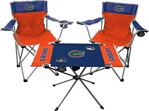 - Jarden NCAA Florida Gators Tailgate Kit, Team Color, One Size