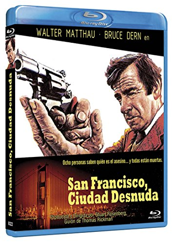 The Laughing Policeman (1973) ( An Investigation of a Murder ) [ Blu-Ray, Reg.A/B/C Import - Spain ]