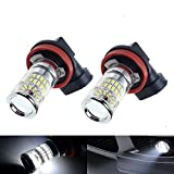 NEVERLAND H16 LED Fog Bulb Daytime Lights Car DRL Driving Lamp 3014 SMD 48W 6000K White