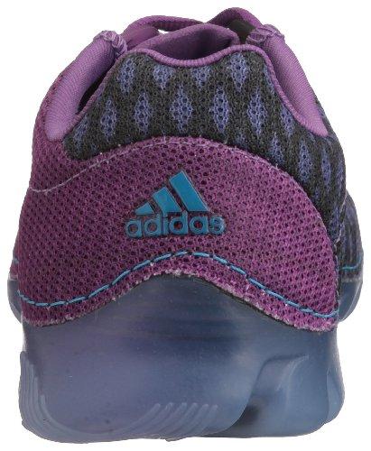 ... Adidas Fluid Trainer Varsity Damen Fitness Sneakers 797, Lila, Größe 36  2/3 ...