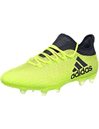 Men Soccer Shoes Cleats X 17.2 Firm Ground Football Boots