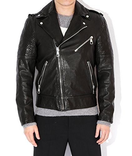 neil-barrett-mens-classic-real-leather-biker-jacket-m-black