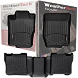 Full Set WeatherTech All Weather Custom Fit Floor Mat Liner for 2012-2014 Toyota Prius