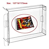 Childhood 10Pcs Clear Protective Box Case Display
