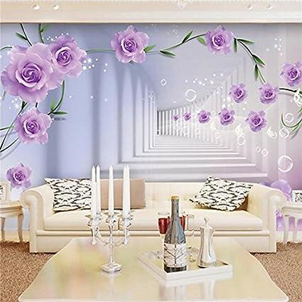 Jing Dian Fotomurales 3d Art Deco Casa Pared Moderno Material De - Tapices-de-pared-modernos