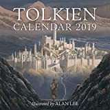 Book cover from Tolkien Calendar 2019 by George R. R. Martin