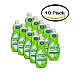 PACK OF 10 - Palmolive Fusion Clean Dish Soap, Lime, 32.5 Oz