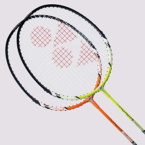 Lime Already Strings mp2lf japan yonex Badminton Racket Muscle Power 2 98g G4