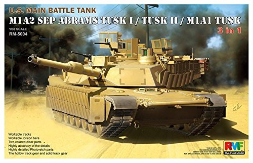 Used, Rye Field Model M1A2 SEP Abrams Tusk I/Tusk II/M1A1 for sale  Delivered anywhere in USA