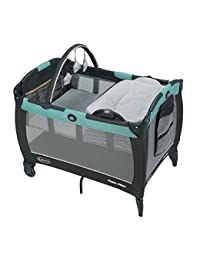 Graco Pack 'n Play Playard Reversible Napper & Changer LX Bassinet, Tenley BOBEBE Online Baby Store From New York to Miami and Los Angeles