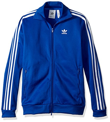 adidas Originals Men's Originals Franz Beckenbauer Tracktop, Collegiate Royal, L