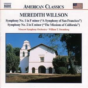 Symphony 1 in F Minor / Symphony 2 in E Minor