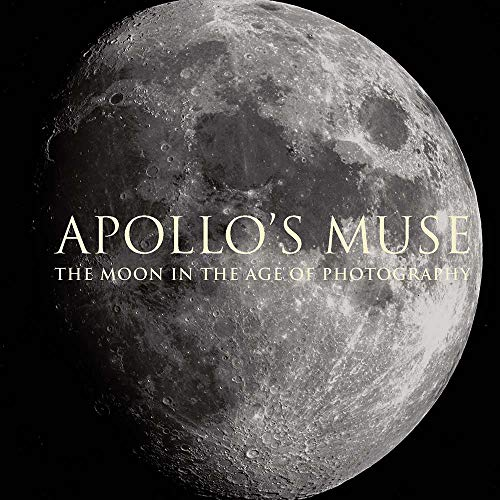 This fascinating view of lunar imageryexplores visual representations of the moon from the dawn of photography to the present Celebrating the 50th anniversary of the Apollo 11 mission, Apollo's Muse honorsthe rich history of photographic represe...