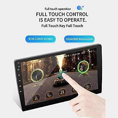 Happt Radio de Coche Android 8.1 Memoria 16G Pantalla táctil HD Bluetooth Navegación GPS WiFi Acceso a Internet Radio Multifuncional 9/10.1 Pulgadas for Sale serviceable: Amazon.es: Coche y moto